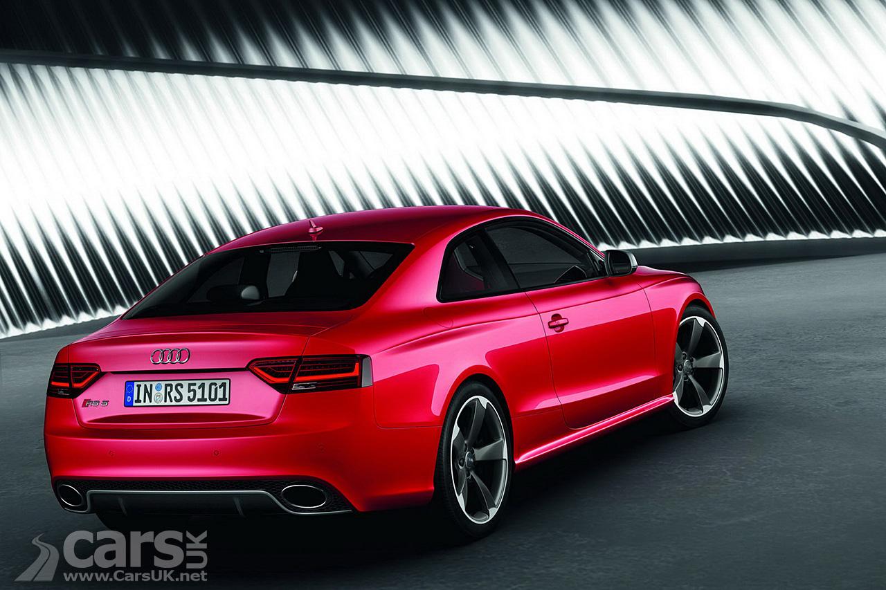 2012 Audi RS5 1