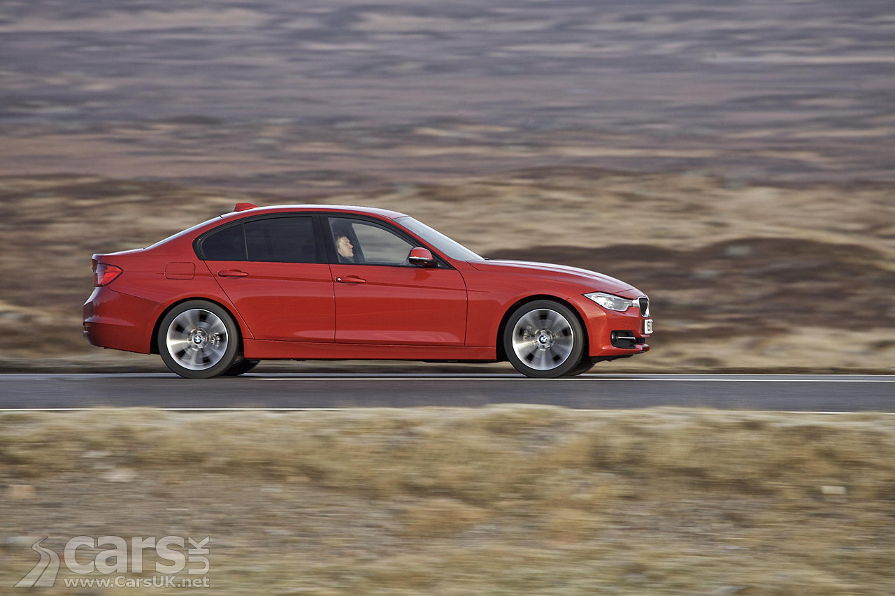 2012 BMW 3-Series UK 1