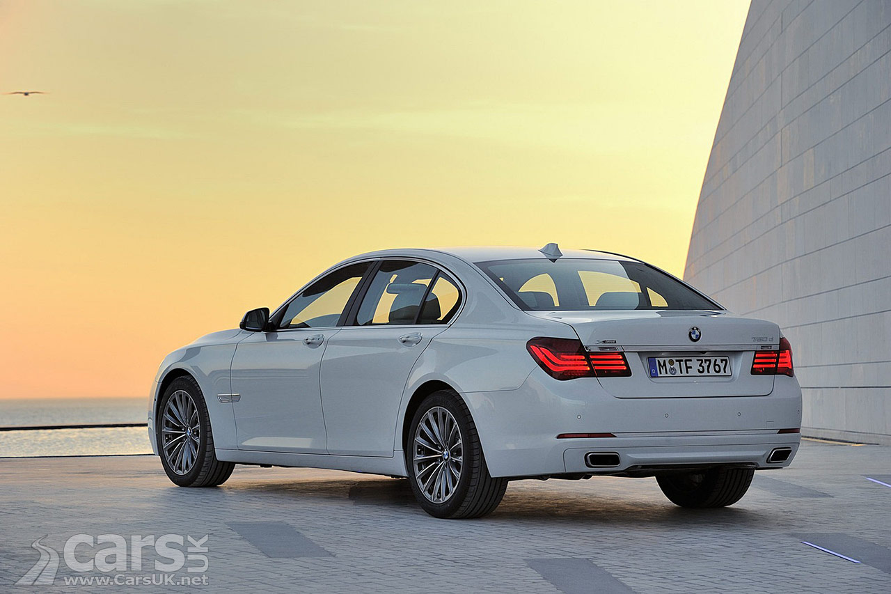 2013 Bmw 7 Series Facelift 1