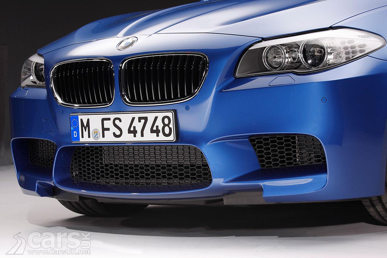 2012 BMW M5 125