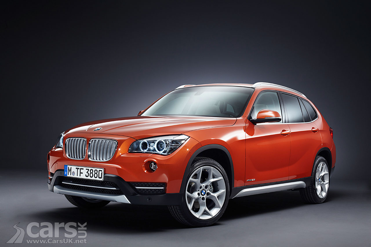 2012 BMW X1 Facelift 1