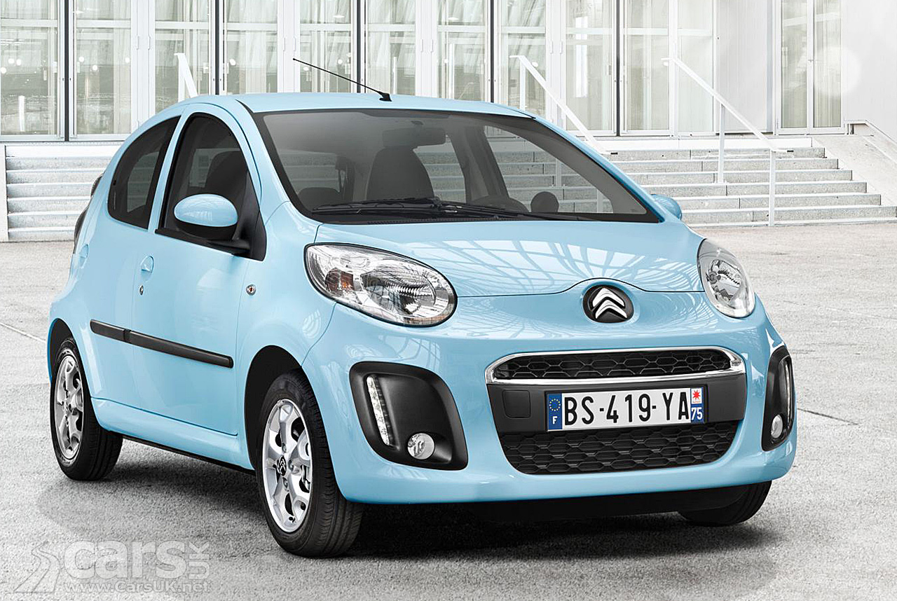 citroen c1 facelift 2012 photo gallery cars uk. Black Bedroom Furniture Sets. Home Design Ideas