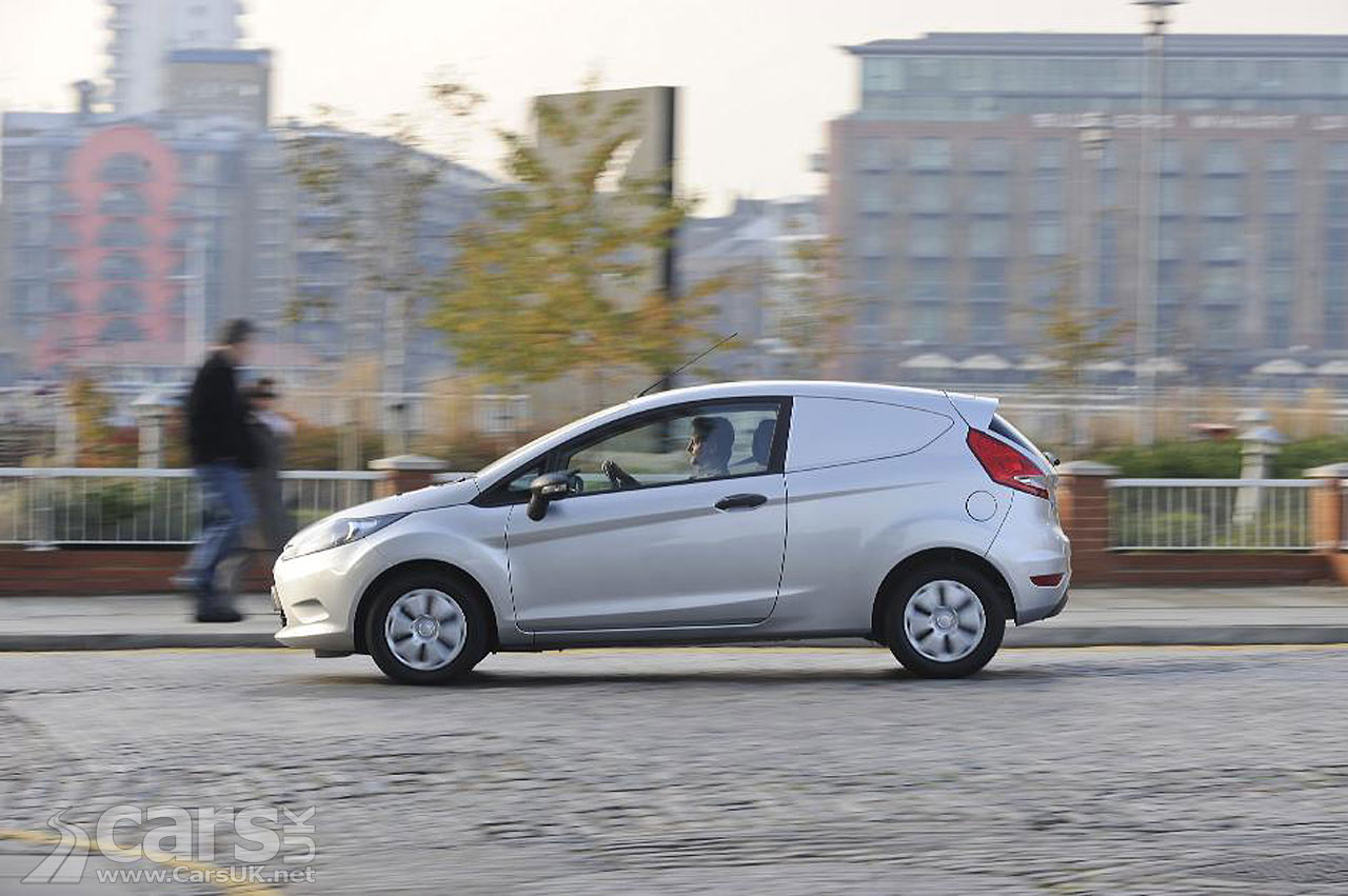2012 Ford Fiesta ECOnetic 2