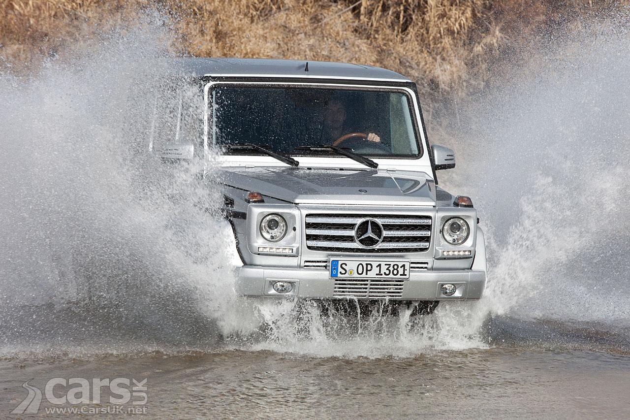 2012 Mercedes G Class 9