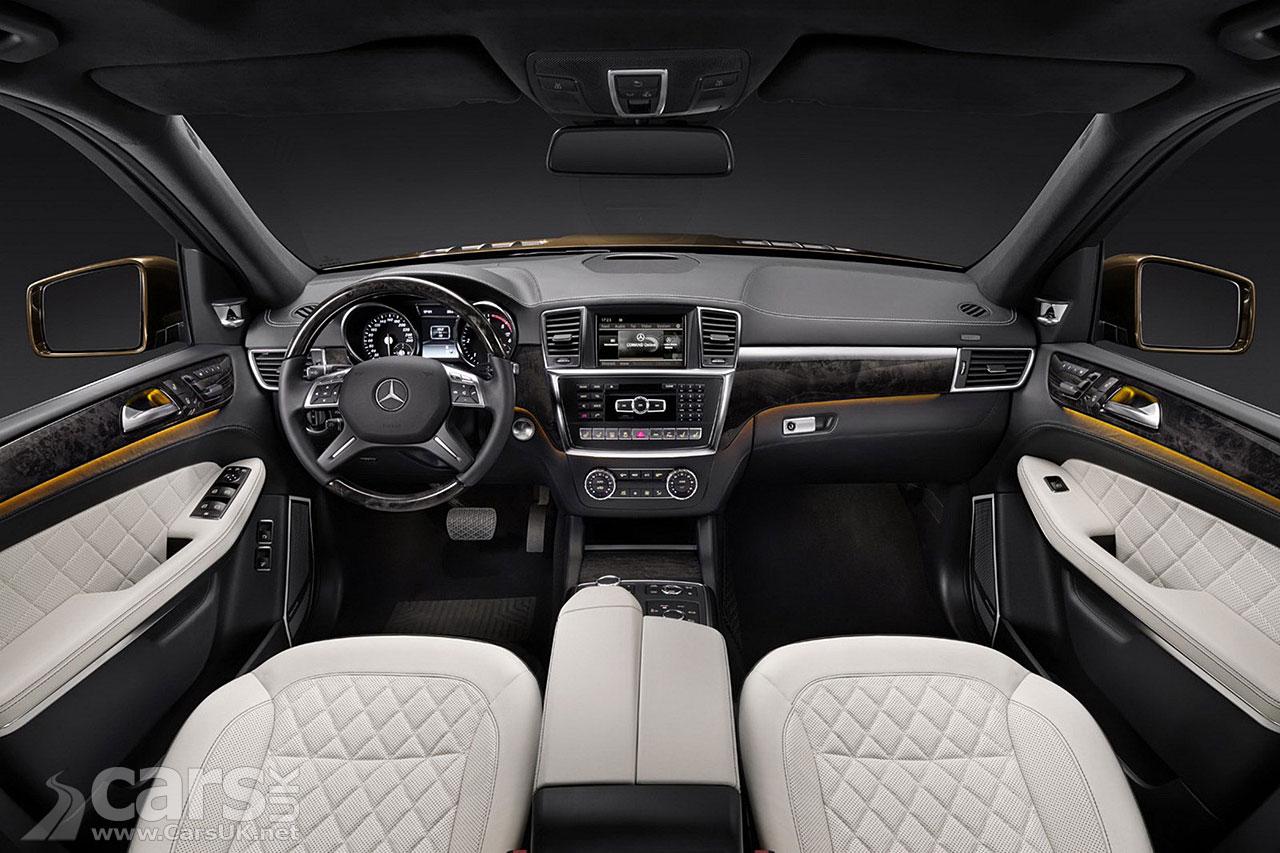 2012 Mercedes GL 10