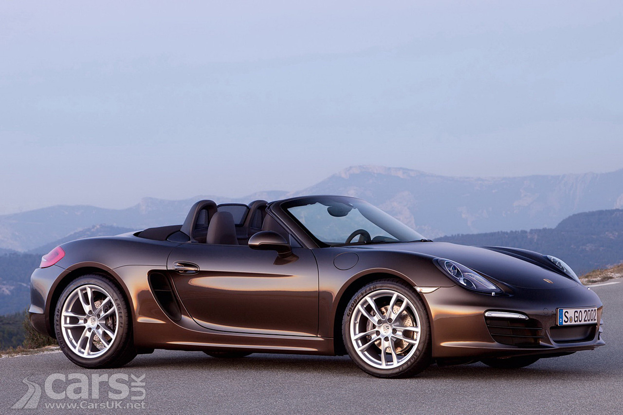 New Porsche Boxster 2012 2013 Photo Gallery Cars Uk