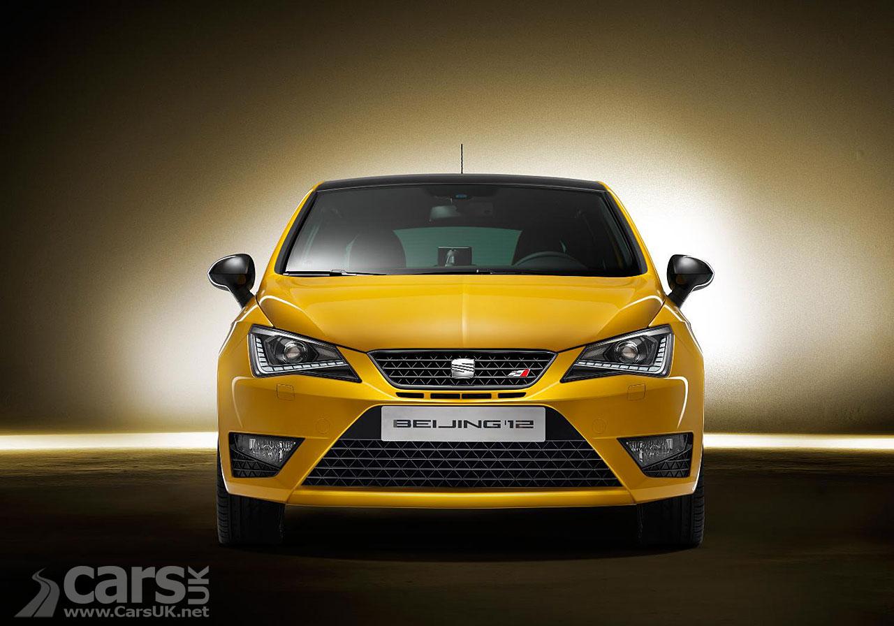 2012 SEAT Ibiza Cupra Concept 1