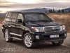 2012 Toyota Land Cruiser V8 1