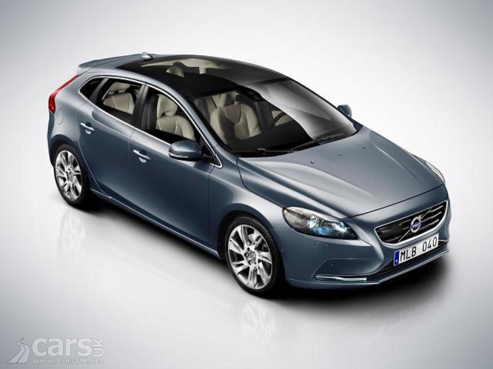 2012 volvo v40 photo gallery cars uk. Black Bedroom Furniture Sets. Home Design Ideas