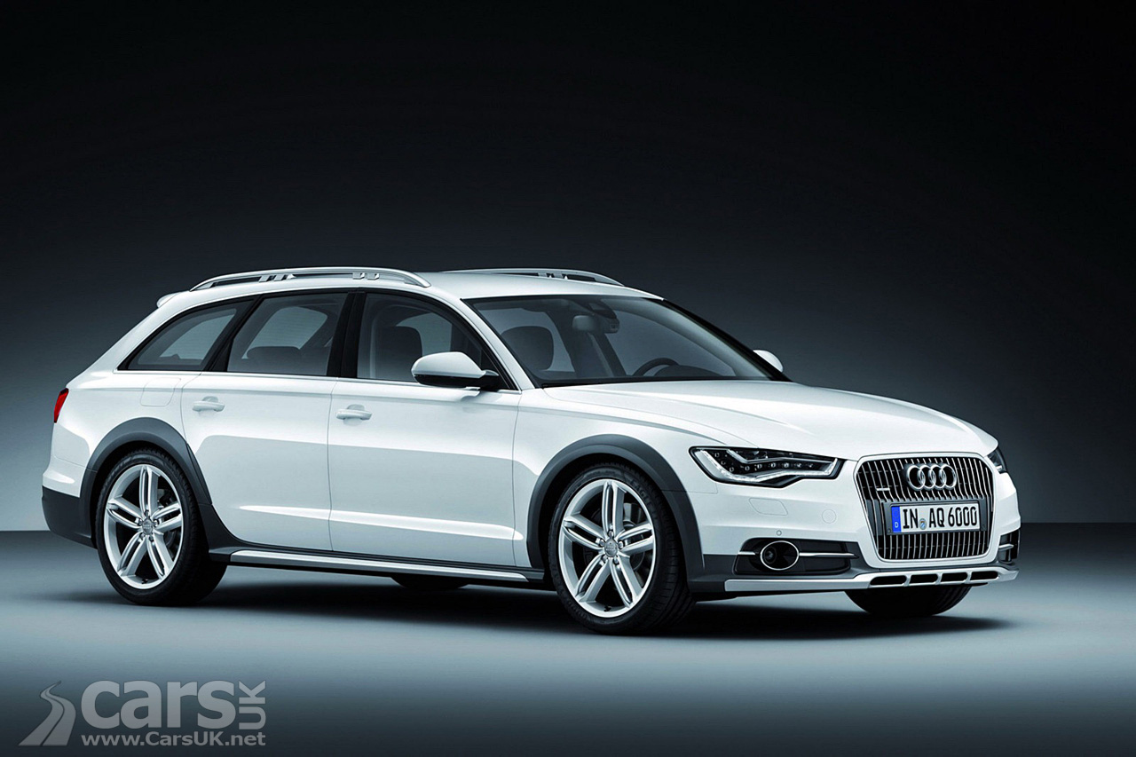 audi a6 allroad 2013 photo gallery cars uk. Black Bedroom Furniture Sets. Home Design Ideas