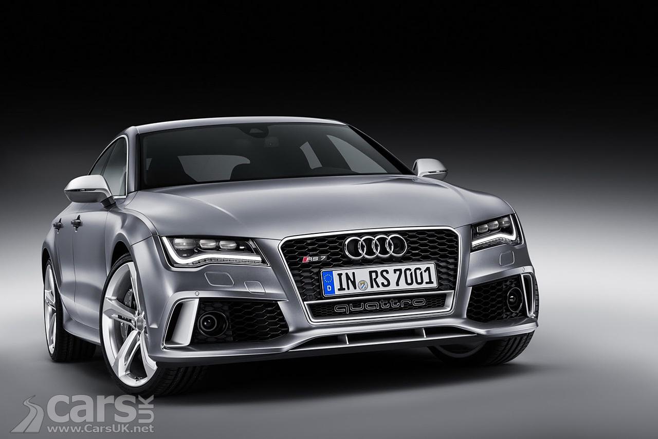 2013 Audi RS7 Photo Gallery