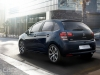 2013 Citroen C3 Facelift on road rear view image