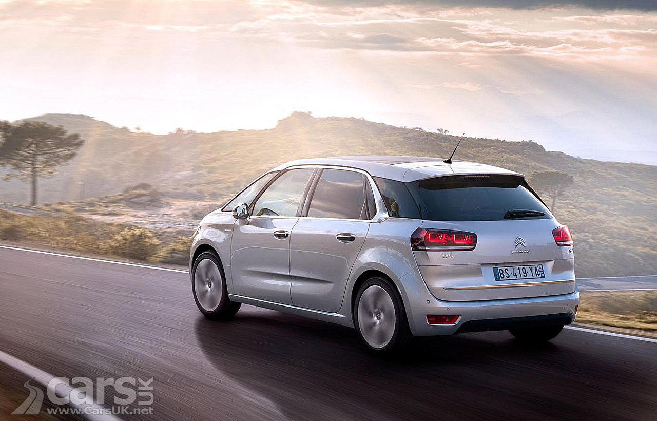 2013 Citroen C4 Picasso Pictures | Cars UK