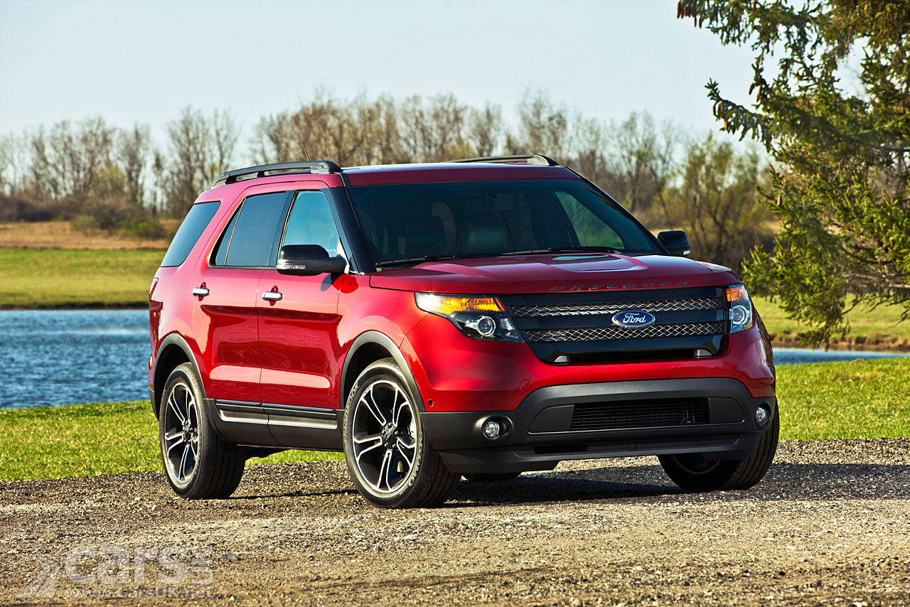 2013 Ford Explorer Sport Photo Gallery Cars Uk
