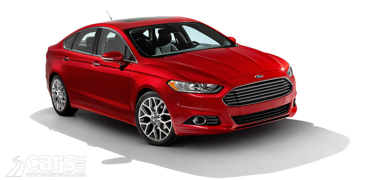 2013 Ford Fusion Gallery