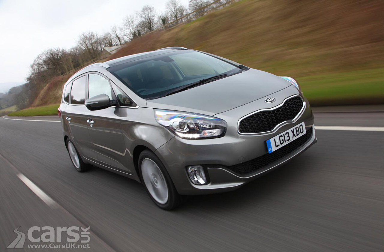 2013 Kia Carens Uk Pictures Cars Uk