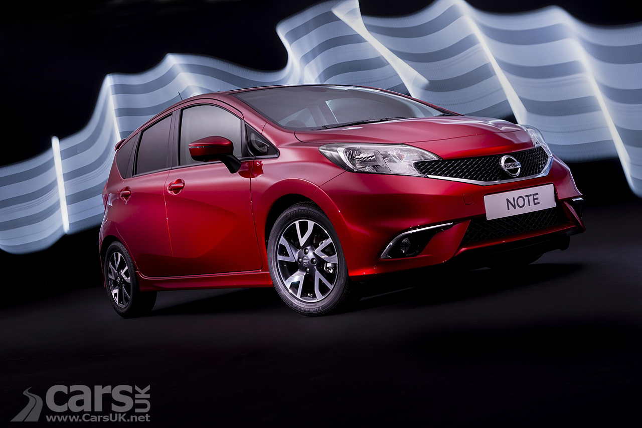 photos new 2013 nissan note. Black Bedroom Furniture Sets. Home Design Ideas