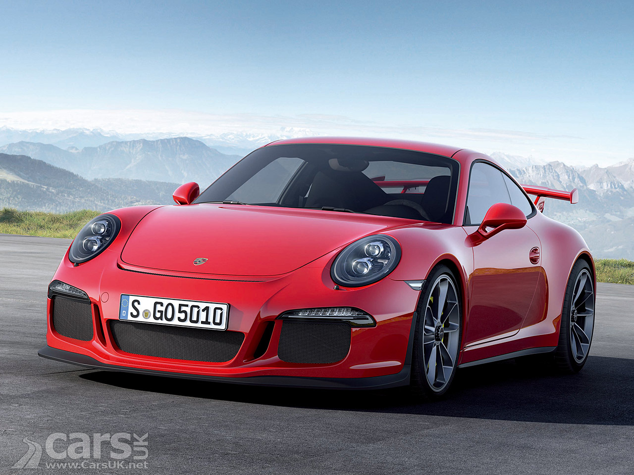 2013 Porsche 911 Gt3 Pictures Cars Uk