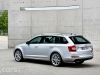 2013 Skoda Octavia Estate image rear view