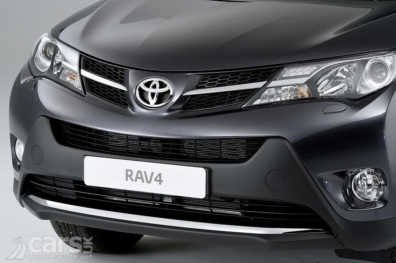 2013 Toyota RAV4 Photo Gallery