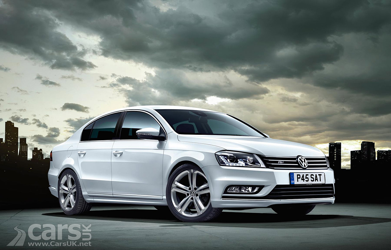 2013 volkswagen passat r line pictures cars uk