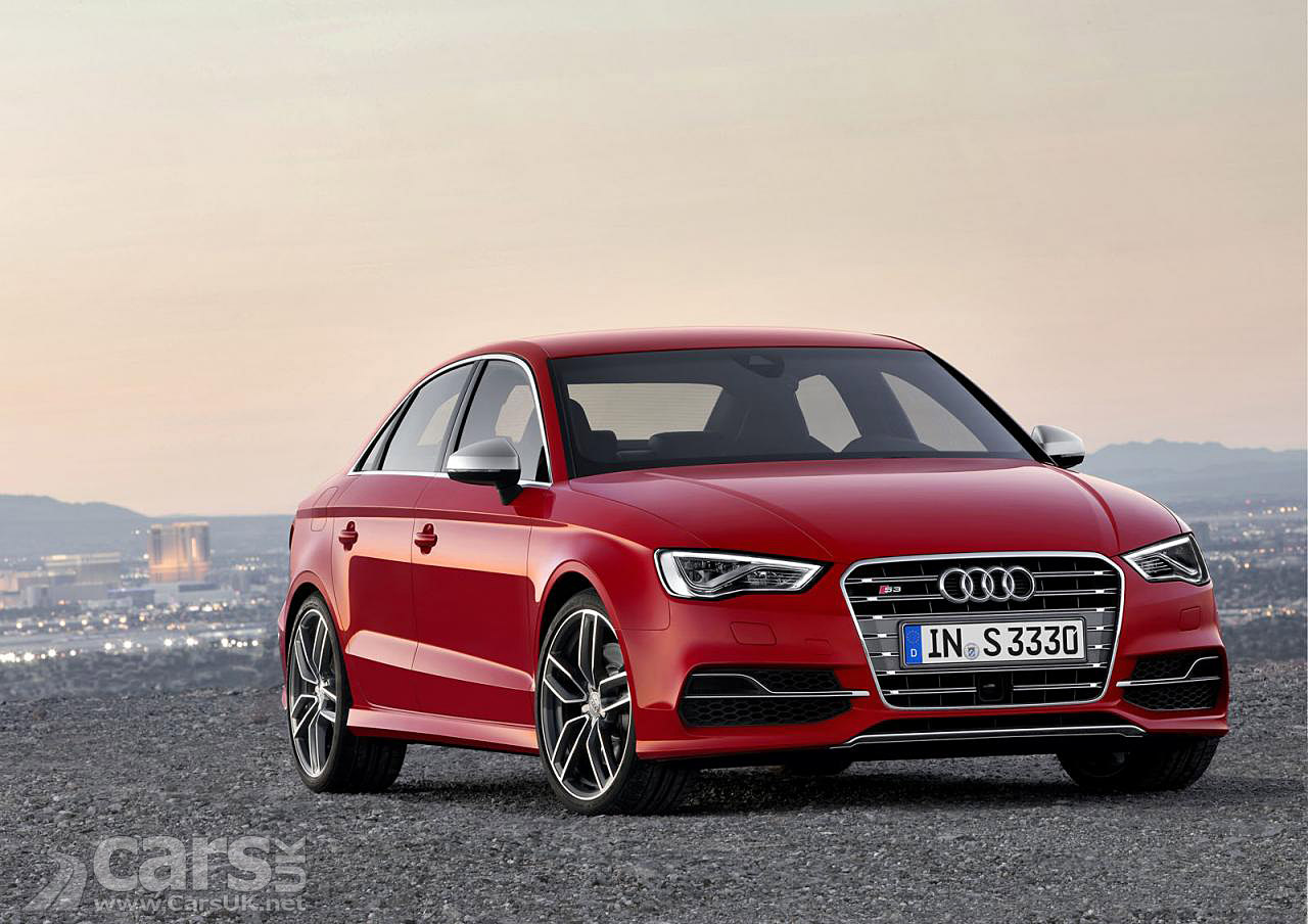 2014 Audi S3 Saloon Pictures | Cars UK