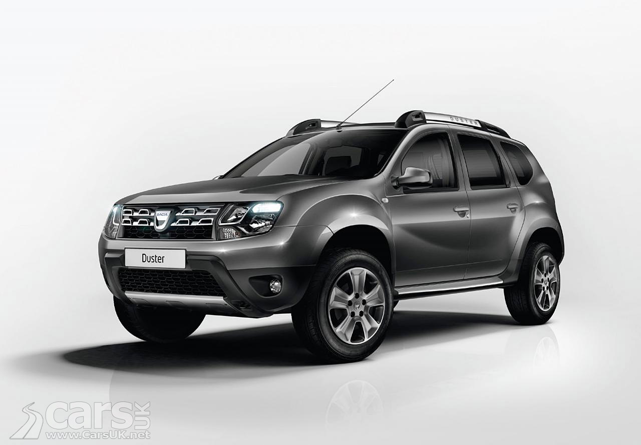 2014 Dacia Duster Facelift
