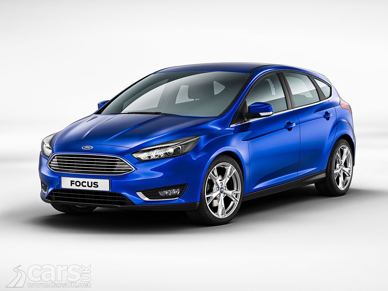 Photos of the 2014 Ford Focus and Focus Estate Facelift, complete with ...