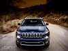 2014 Jeep Cherokee head on view image