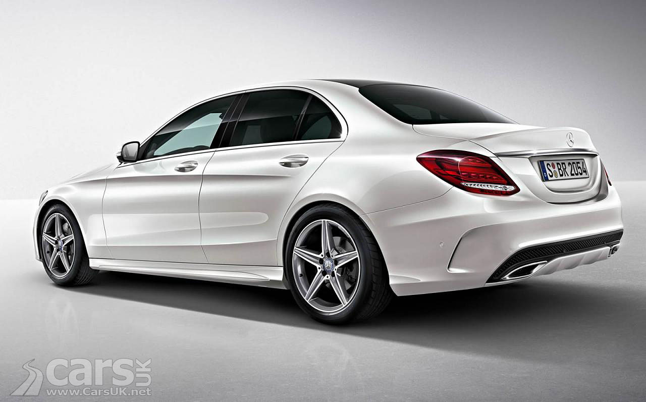 2014 mercedes c class amg line pictures cars uk. Black Bedroom Furniture Sets. Home Design Ideas
