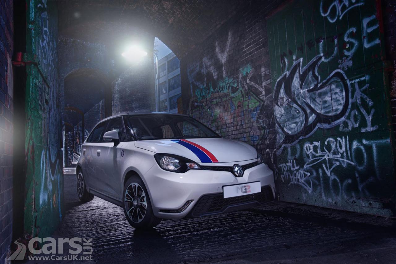 2014 MG3 UK