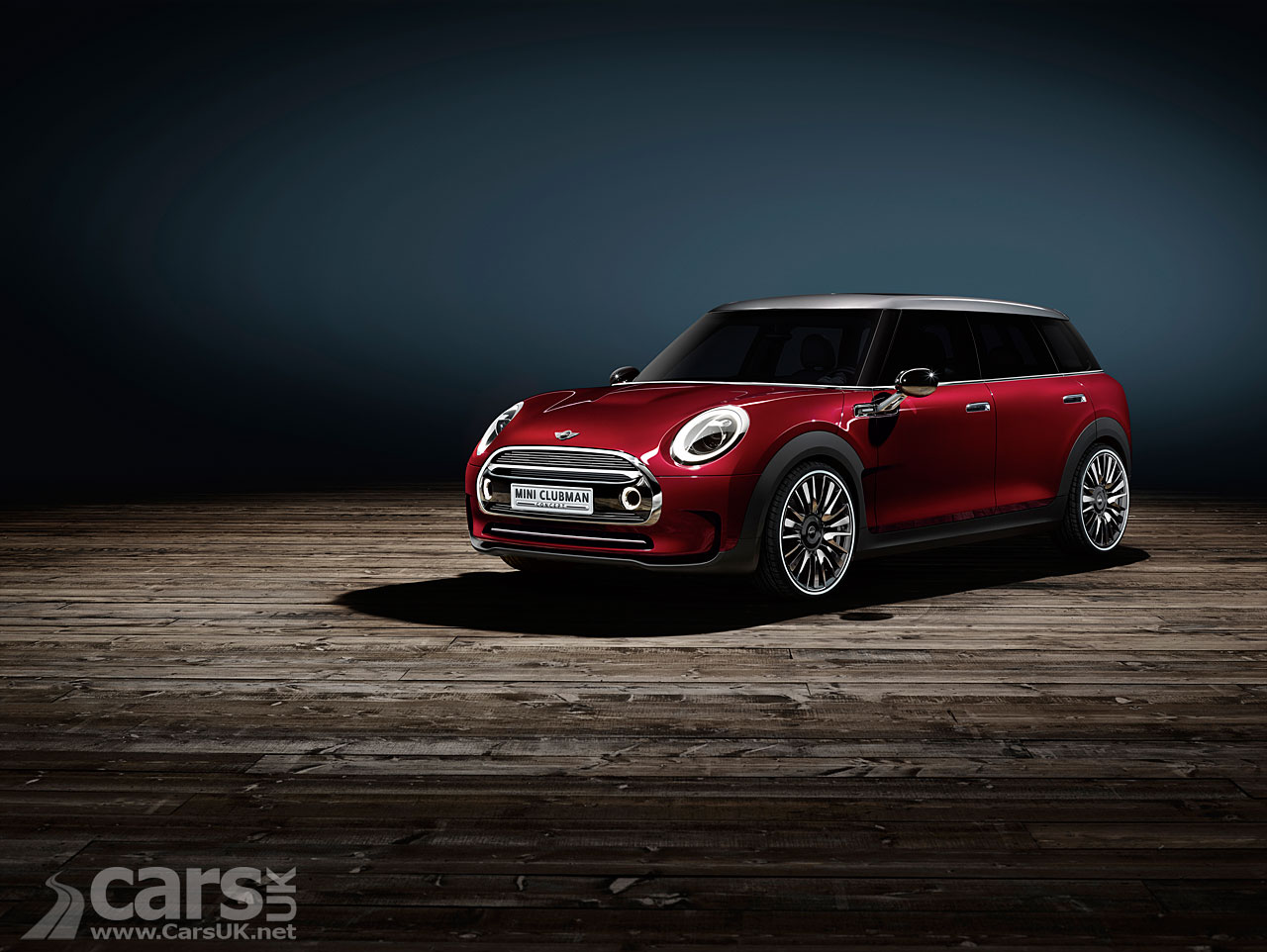 2014 mini clubman concept pictures cars uk. Black Bedroom Furniture Sets. Home Design Ideas