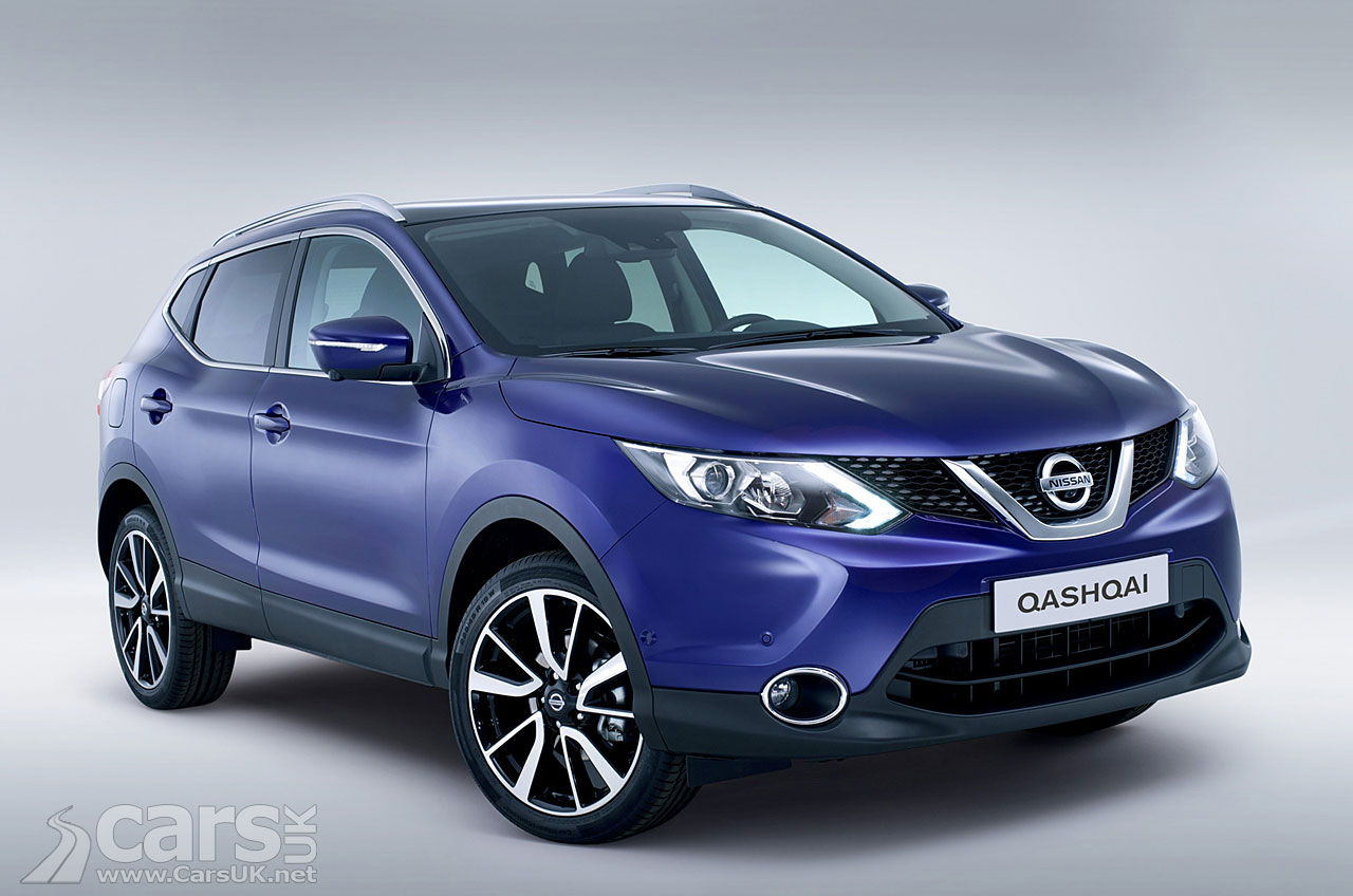 photos of the 2014 nissan qashqai a better looking better equipped. Black Bedroom Furniture Sets. Home Design Ideas