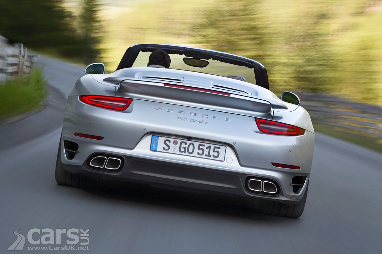 2014 porsche 911 turbo cabriolet and turbo s cabriolet pictures cars uk. Black Bedroom Furniture Sets. Home Design Ideas