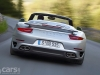 2014 Porsche 911 Turbo Cabriolet and Turbo S Cabriolet