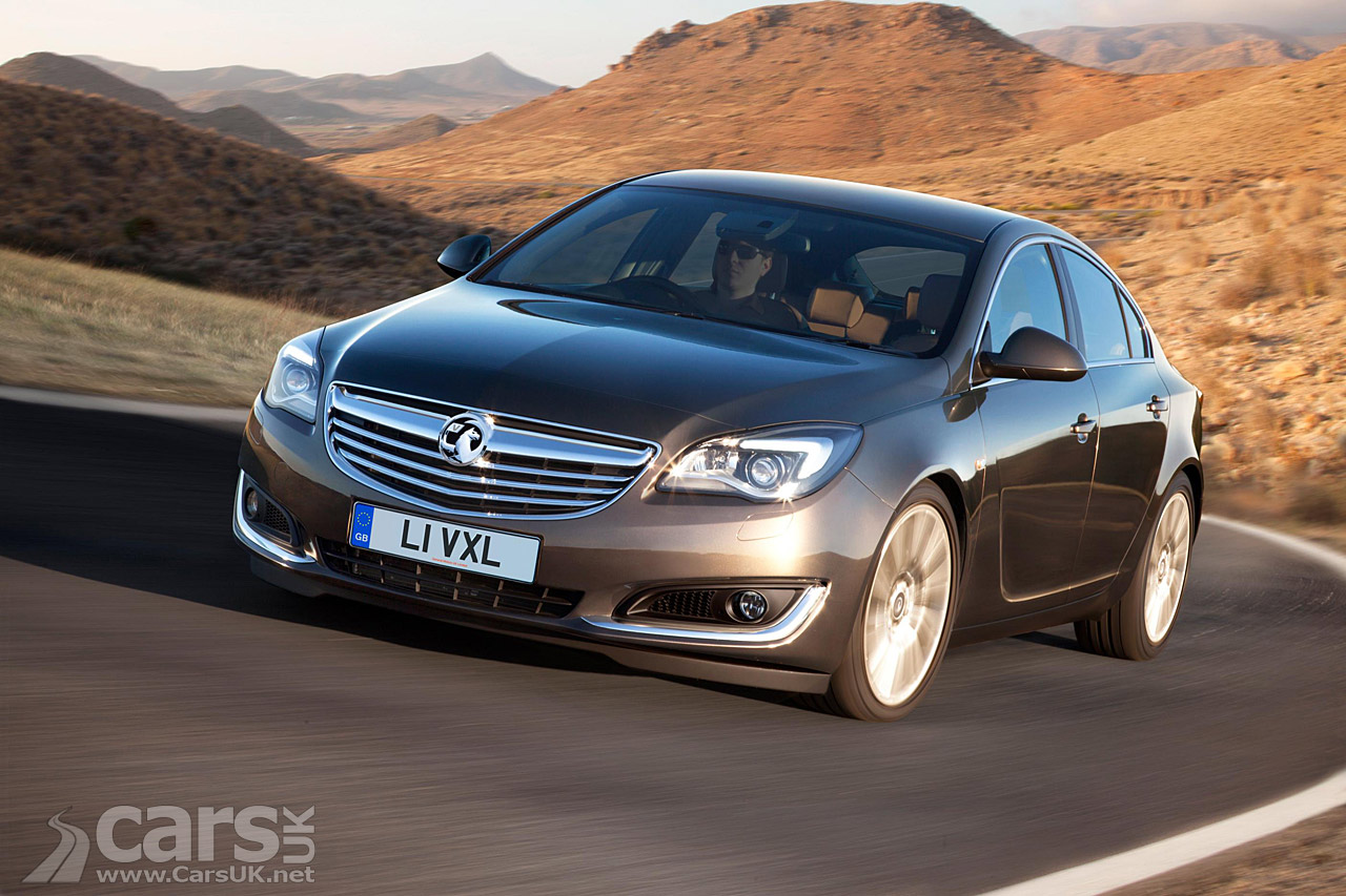 2014 vauxhall insignia facelift pictures cars uk. Black Bedroom Furniture Sets. Home Design Ideas