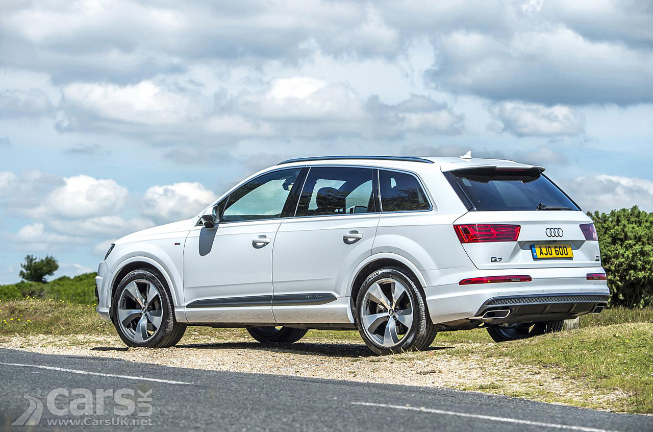 2015 audi q7 pictures cars uk. Black Bedroom Furniture Sets. Home Design Ideas