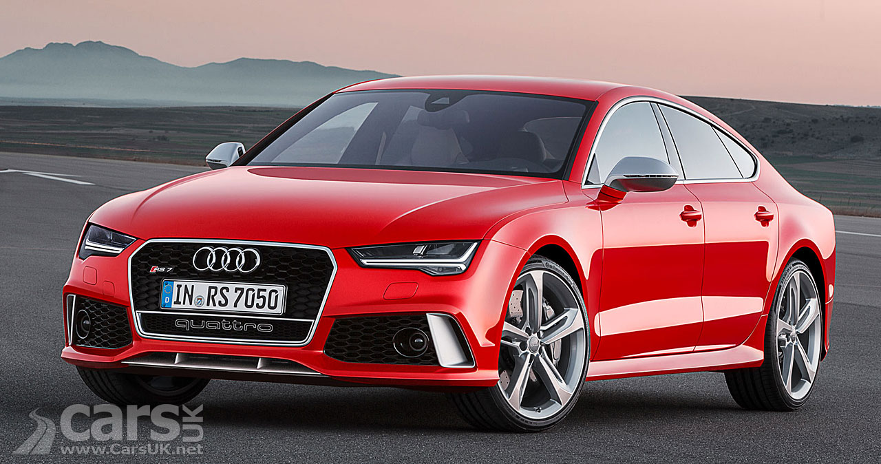2015 Audi RS7 Facelift Pictures | Cars UK