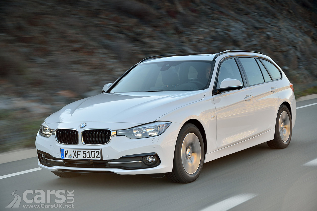 2015 bmw 3 series facelift pictures cars uk. Black Bedroom Furniture Sets. Home Design Ideas