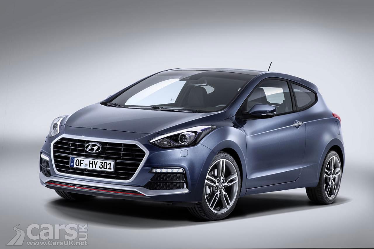 2015 Hyundai i30 Facelift