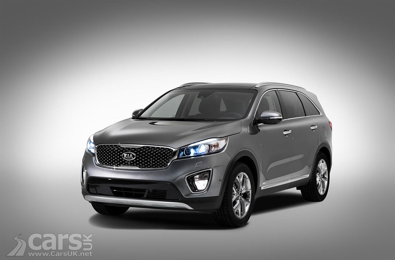 2015 kia sorento pictures cars uk. Black Bedroom Furniture Sets. Home Design Ideas