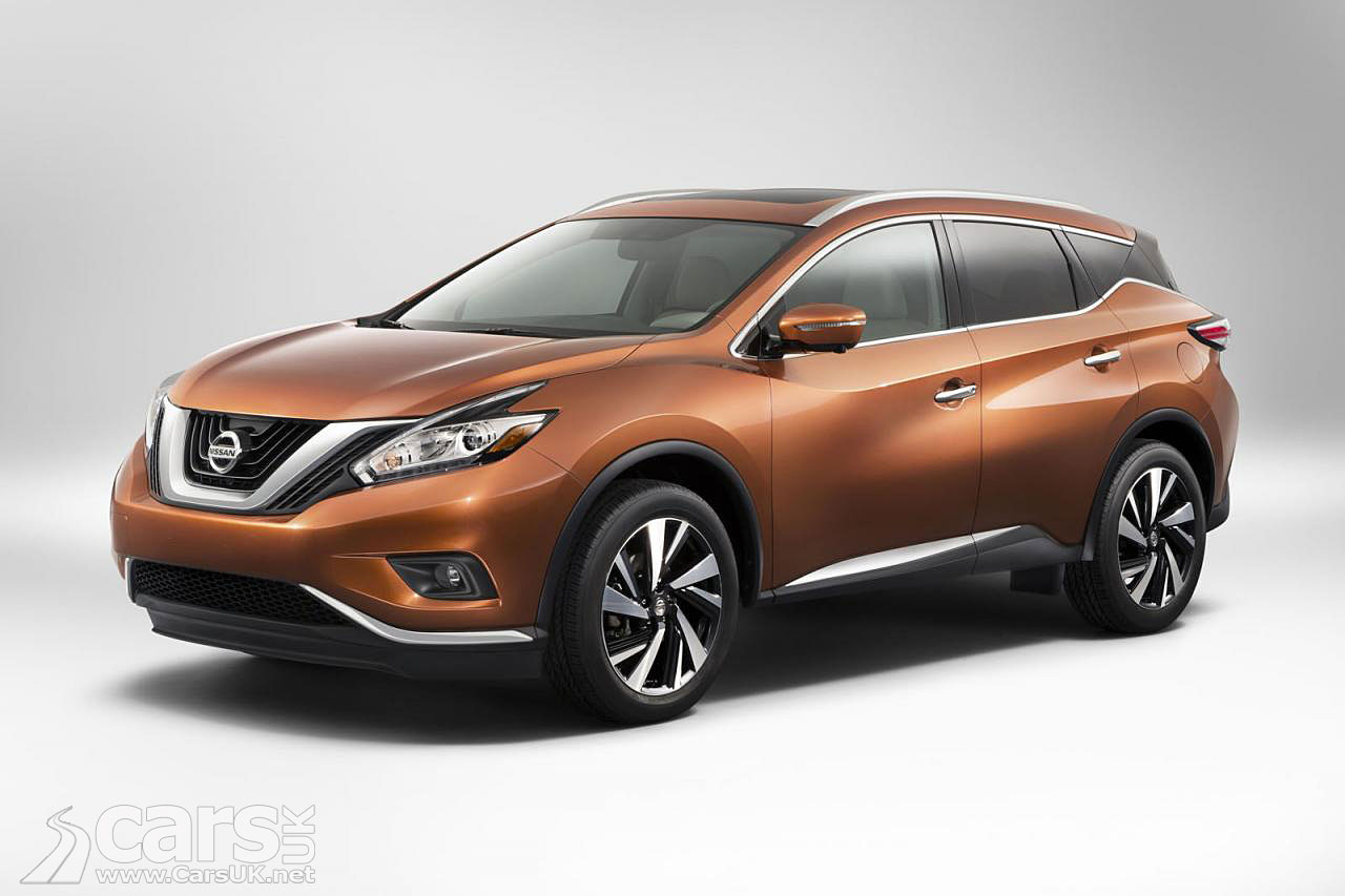 2015 nissan murano pictures cars uk. Black Bedroom Furniture Sets. Home Design Ideas