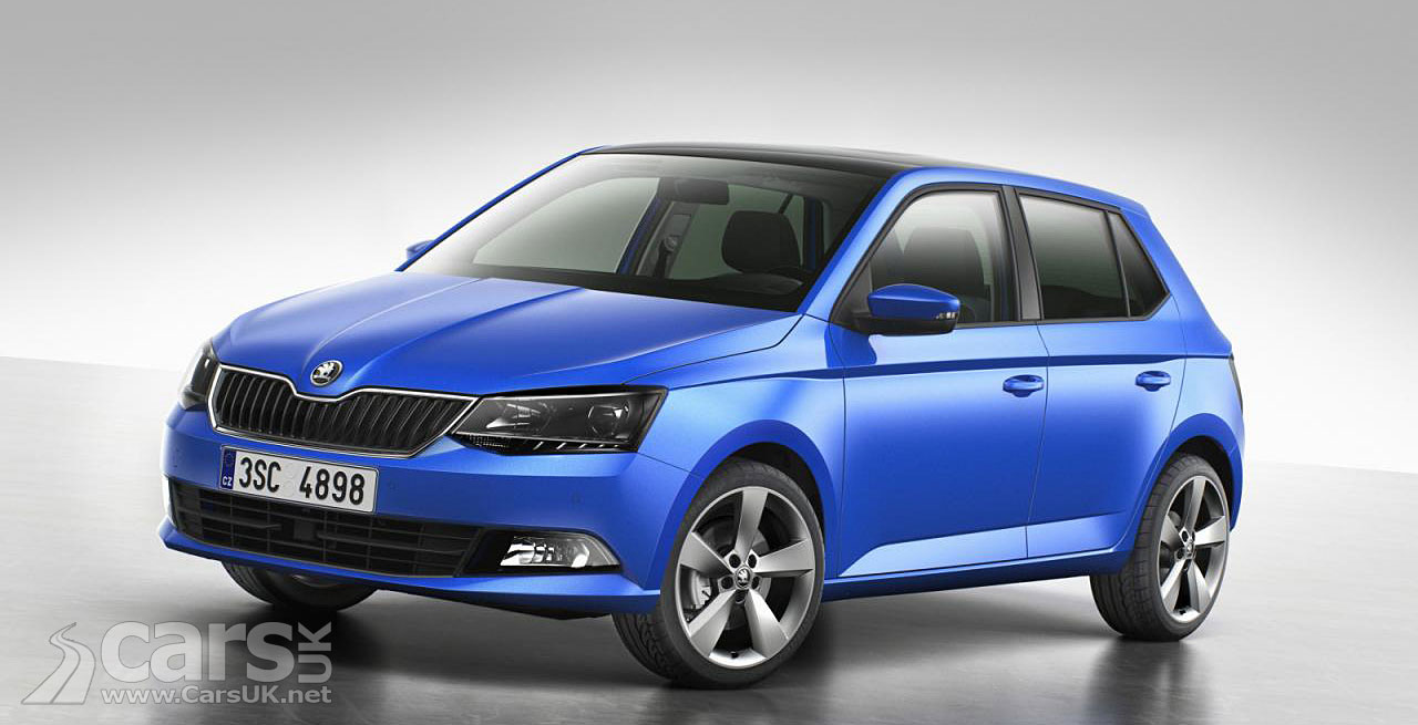 2015 skoda fabia pictures cars uk. Black Bedroom Furniture Sets. Home Design Ideas