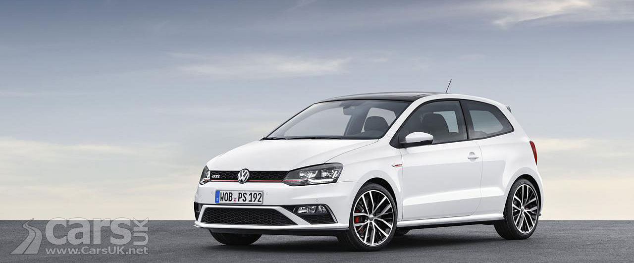 2015 vw polo gti pictures cars uk. Black Bedroom Furniture Sets. Home Design Ideas