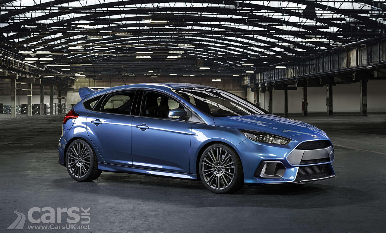 2016 Ford Focus Rs Pictures Cars Uk