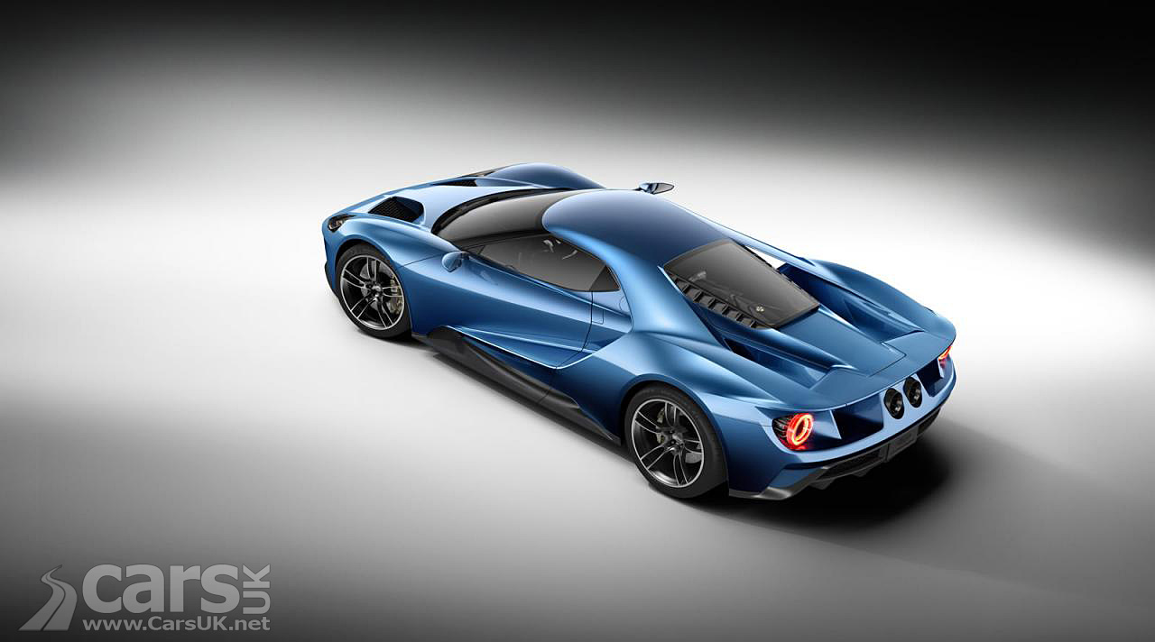2016 Ford Gt Pictures Cars Uk