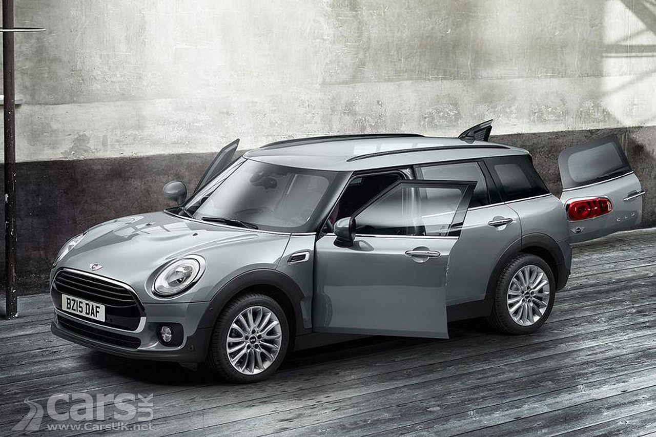 mini clubman 2016 release date price and specs. Black Bedroom Furniture Sets. Home Design Ideas