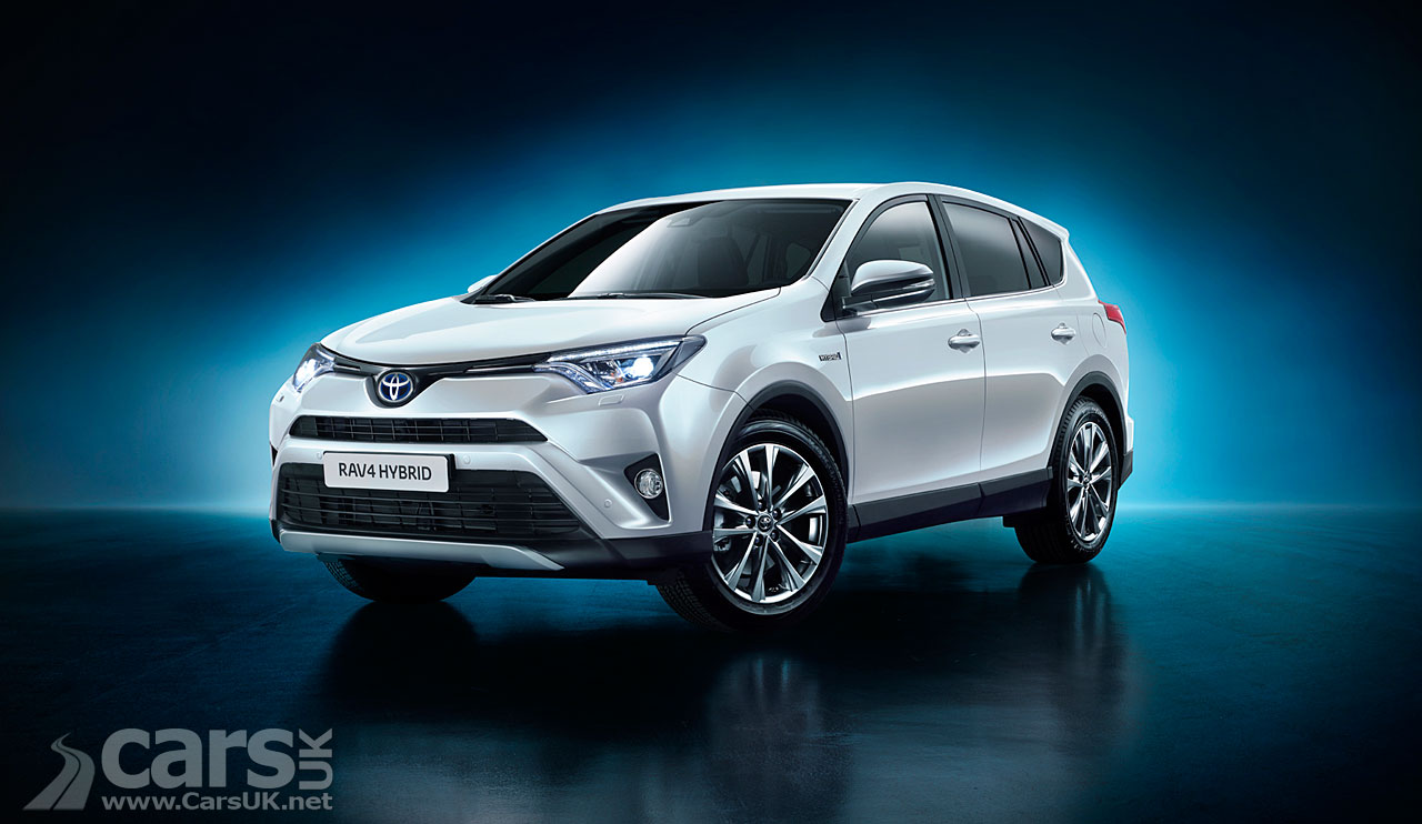 2016 toyota rav4 hybrid pictures cars uk. Black Bedroom Furniture Sets. Home Design Ideas