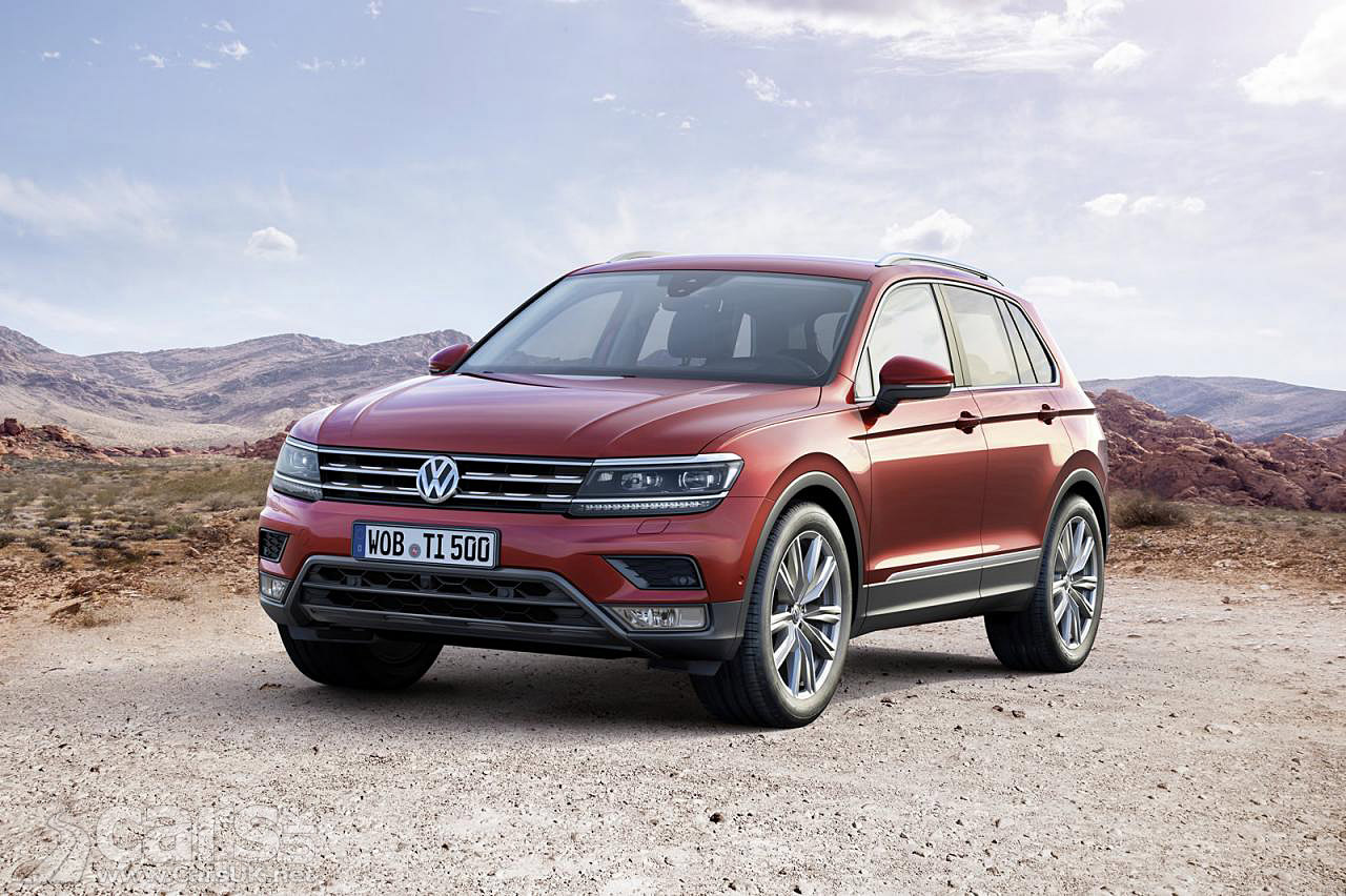 2016 volkswagen tiguan cars uk. Black Bedroom Furniture Sets. Home Design Ideas