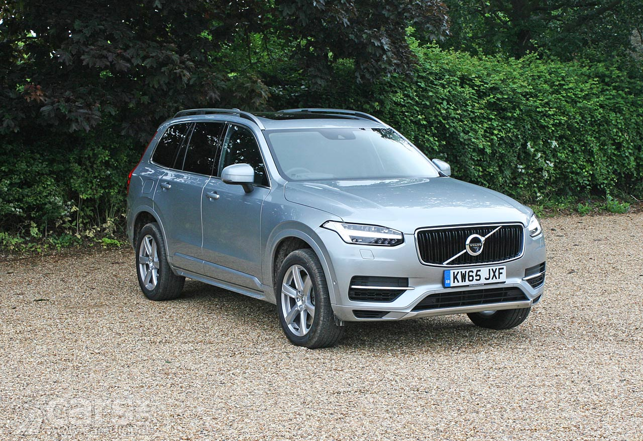 2016 volvo xc90 t8 momentum review photos cars uk. Black Bedroom Furniture Sets. Home Design Ideas